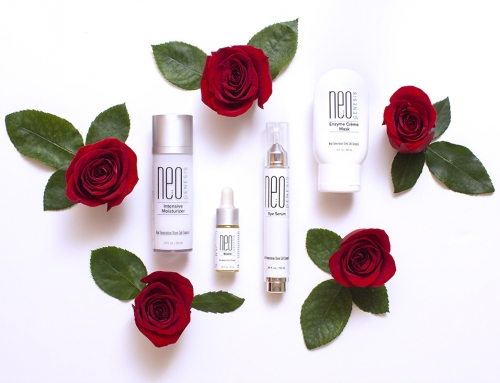 Skin Love for Valentine's Day Radiance