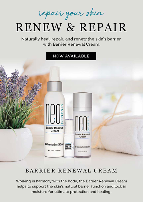Barrier Renewal Cream now available